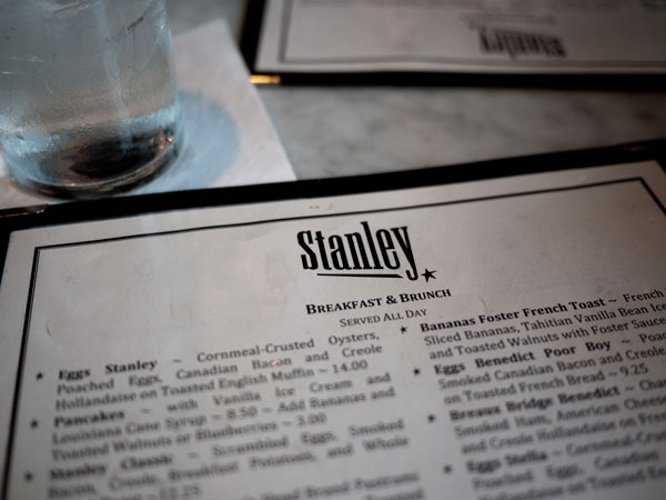 Stanley Restaurant New Orleans 3