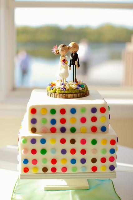 Martha Stewart Inspired Cake