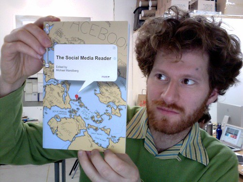 The Social Media Reader - first sighting