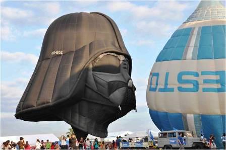 16th PIHABF Hot Air Balloons (2011)