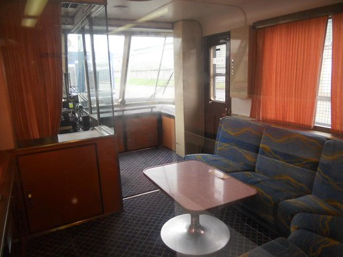 PNR train lounge