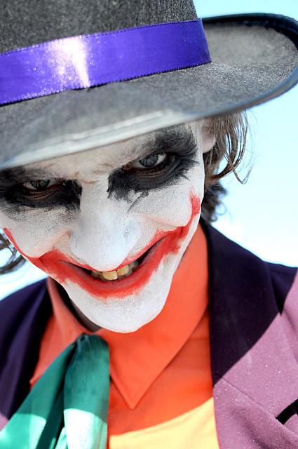 The Joker, London Super Comic Con