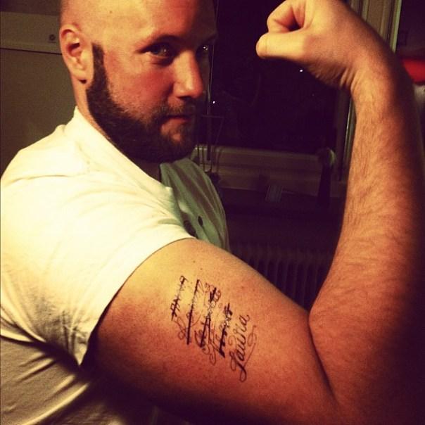 Dags att vända blad. #tattly #tattoo