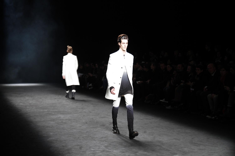 Tuukka13 - 2012_01_21 Ann Demeulemeester - Mens FW 2012 Collection Show, Paris Mens Fashion Week - 7
