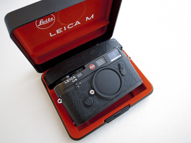 I love my Leica