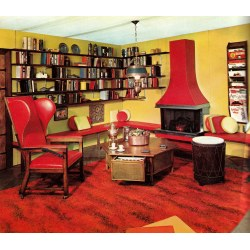Small Crop Of Vintage Home Interiors Pictures