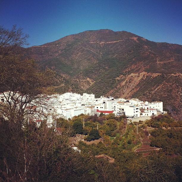 Istán al sol #pueblosblancos #andalucia