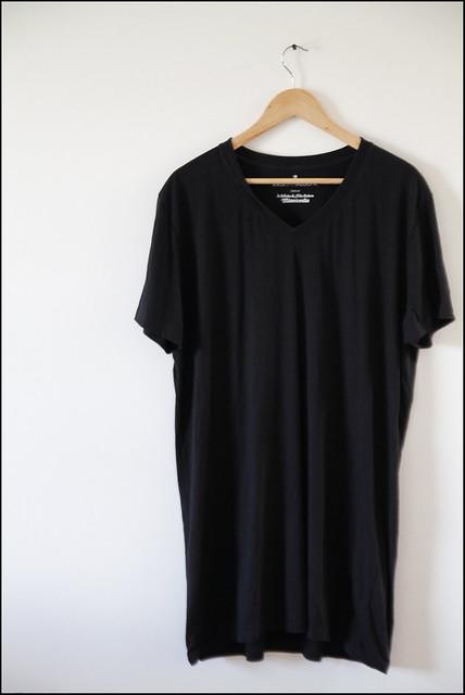 Tuukka13 - My Recent Purchases - Balmain Sweatshirt, Undercoversim Hooded Vest, 4jigeN Jersey T-shirt, Dior Homme Japan Oversized T-shirt and Kris Van Assche Oversized V Neck - 10