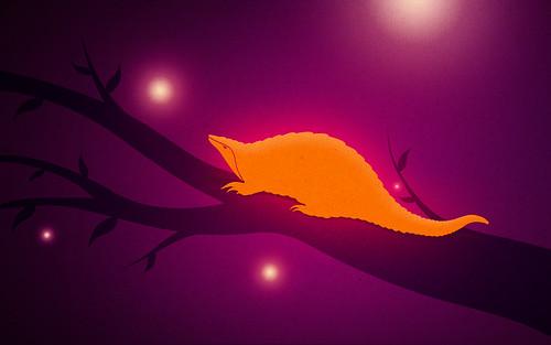 #3 - Top Ten Wallpapers from the Ubuntu Precise Wallpaper Contest