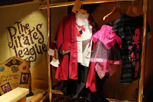 Pirates League night at Bibbidi Bobbidi Boutique - Disney Fantasy