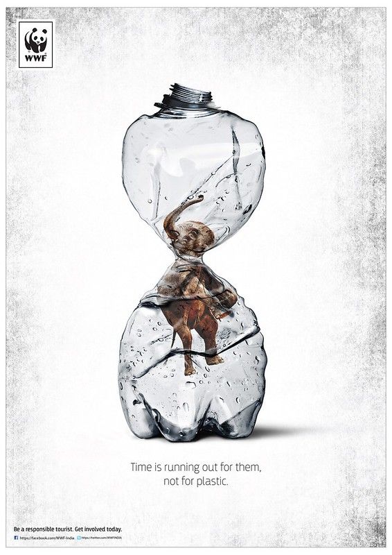WWF India - Bottled Elephant