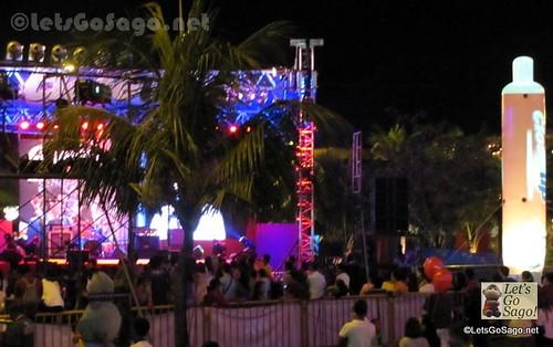 Close-Up Pyropalooza Concert