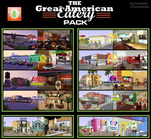[Descarga]Gran pack de restaurantes Americanos 7145975585_61f9f1c27c
