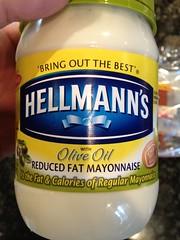 Olive Oil Tabasco Mayo
