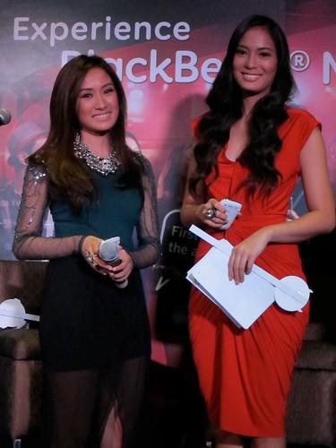 Laureen Uy & Isabelle Daza