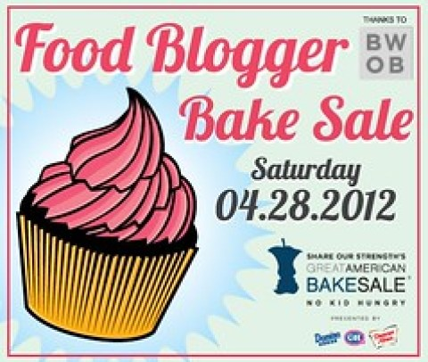 Food Blogger Bake Sale