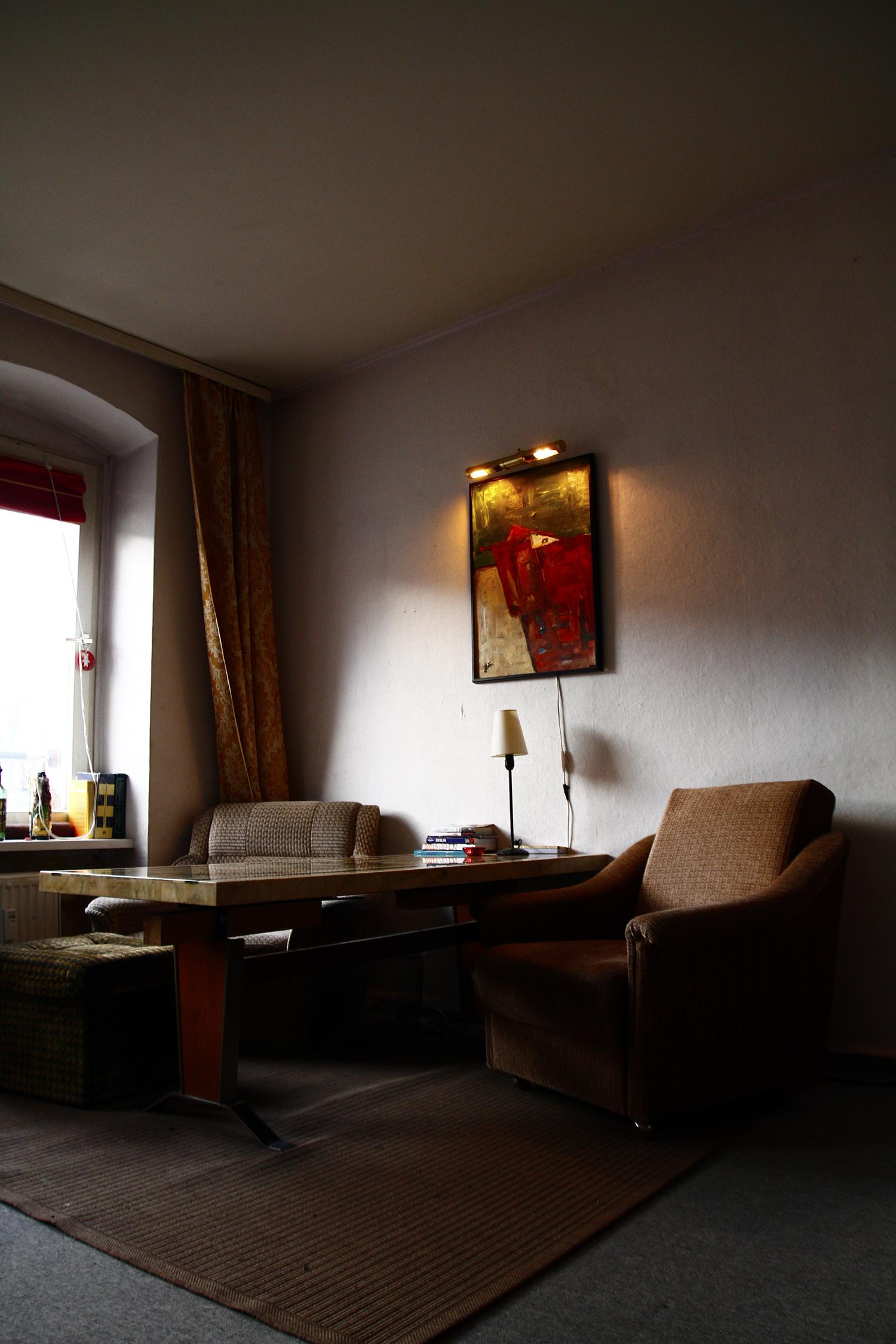 Tuukka13 - The Russian Style Apartment in Kreuzberg, Berlin - 02/2012