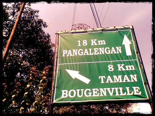 Masih 8 km