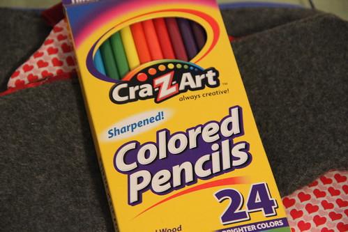 Valentine\'s Pencil case