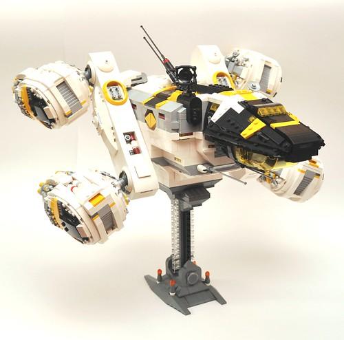 LEGO Prometheus
