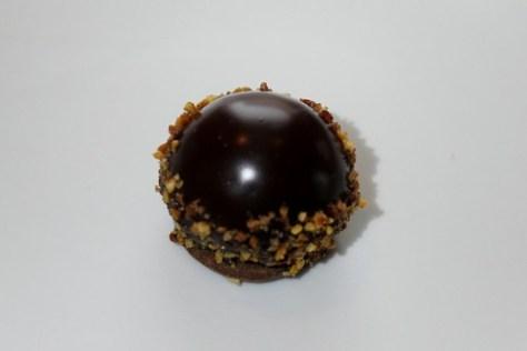 Chocolate Pecan Caramel Dome