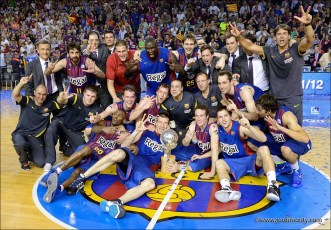 Play Off 2012 Final FC Barcelona - Real Madrid