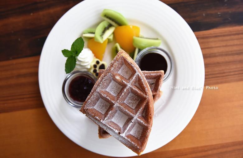 台中早午餐推薦冰滴咖啡插座餐廳胖達12