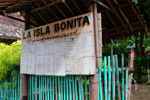 Isla Bonita
