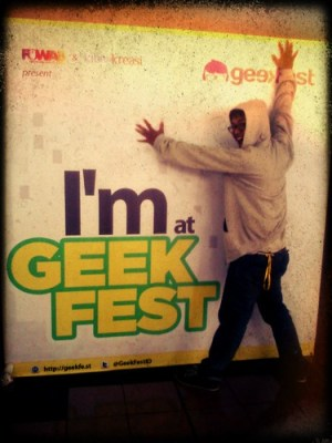 I'm Geek