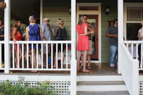 Porch Party, June 1