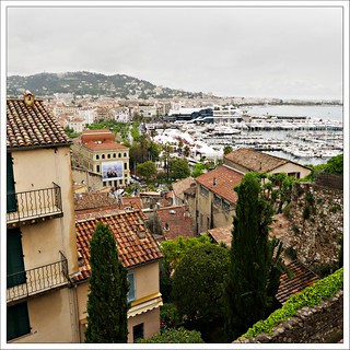 Above Cannes