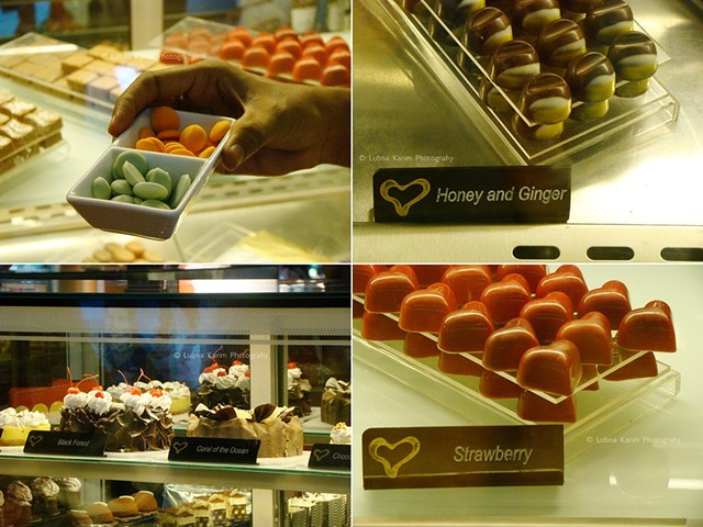 Luxury Chocolates @ Bliss