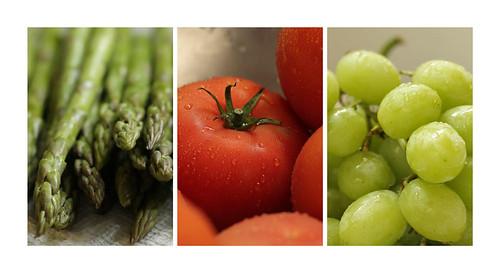Food-Triptych