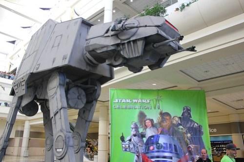 AT-AT Walker - Star Wars Celebration VI