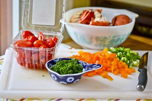 Lobster & Shells 11