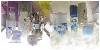 Scent Gallery Experience Products Glade STIMULATE YOUR SENSES WITH THE GLADE SENSORY EXPERIENCE