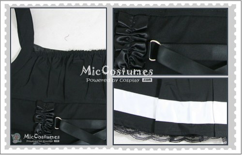 Death Note Amane Misa Cosplay Costume1