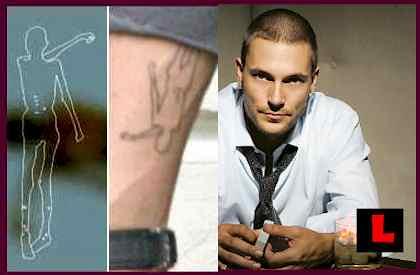 brad pitt 's tattoos