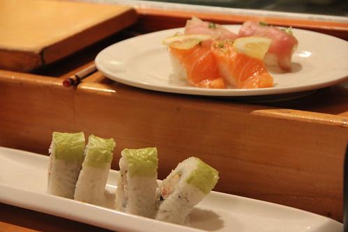 sushi in boulder
