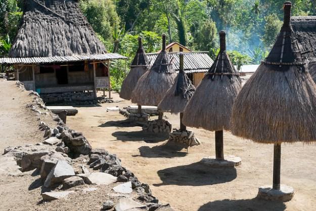 Luba village