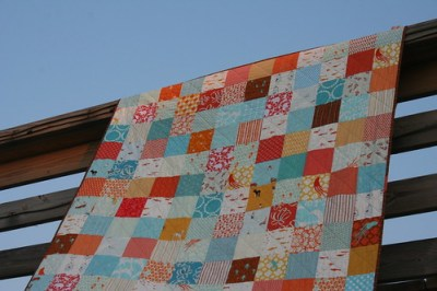 The quilt that flickr built