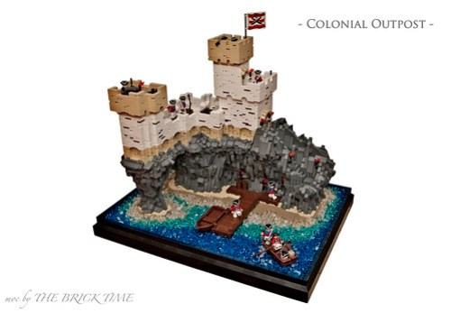 Colonial Outpost #002