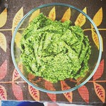 Truffled Walnut Pesto