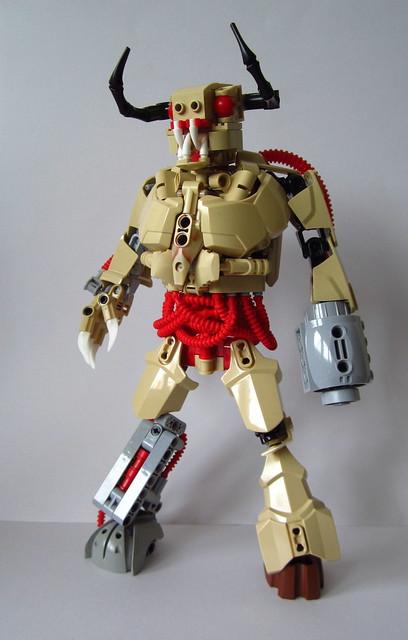 LEGO Doom: Cyber Demon