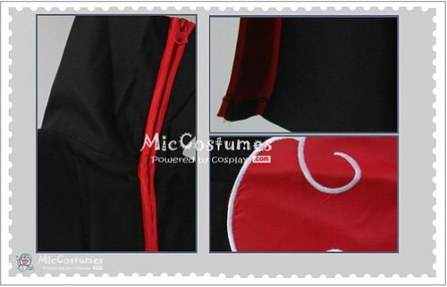 Naruto Uchiha Madara Cloak Cosplay Costume_3