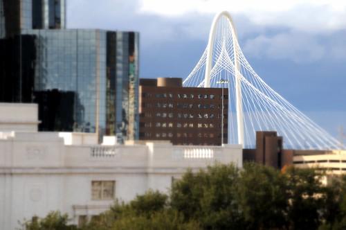 Margaret Hunt Hill Bridge Calatrava Architecture Photographer Landmark Dallas Texas DSC_3828 by Dallas Photoworks
