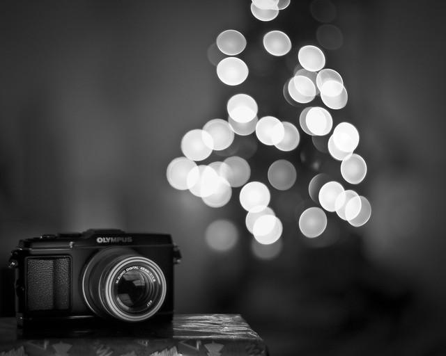 merry christmas por Andre Delhaye