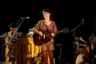 Feist @ National Arts Centre - Southam Hall