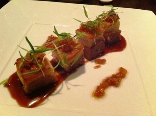 Pork Belly, Nobu