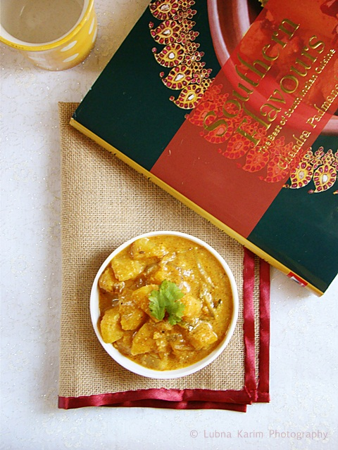 Rich and Creamy Potato Curry